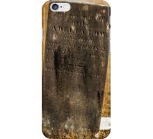Remaining Memories - 1 iPhone Case/Skin