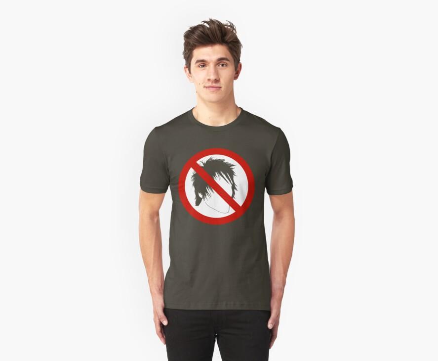 Ban the Mop Top (dark) by yourscenesucks