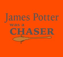 James Potter was a Chaser Kids Clothes
