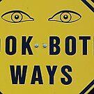look both ways... by hectortiz2007