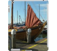Red Sail iPad Case/Skin