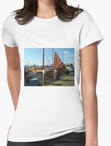 Red Sail Womens Fitted T-Shirt