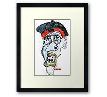 The Guru Framed Print