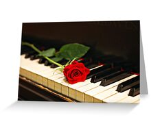 The beauty in life Greeting Card