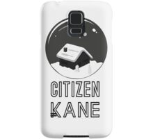 Citizen Kane by burro II Samsung Galaxy Case/Skin