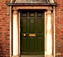 typical doorway - Dublin ... by SNAPPYDAVE