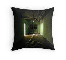 basement Throw Pillow