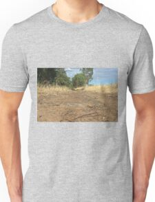 Ant's eye view of the world Unisex T-Shirt