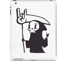 Death Metal Grim Reaper iPad Case/Skin