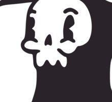 Death Metal Grim Reaper Sticker