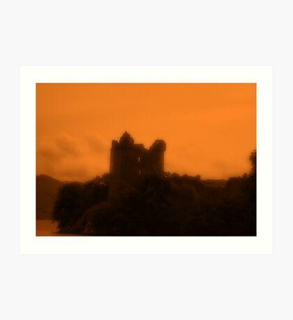 Castle Urquhart Loch Ness Art Print