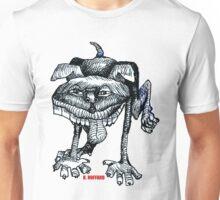 Peeing Puppy Unisex T-Shirt