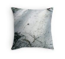 Rotter Bottom Cemetery #4 Throw Pillow