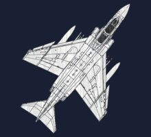 F4 Phantom Fighter Aircraft by quark
