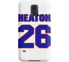National baseball player Neal Heaton jersey 26 Samsung Galaxy Case/Skin
