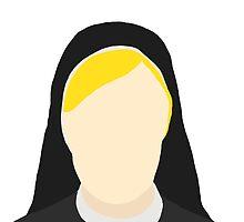 Jessica Lange as Sister Jude Martin from American Horror Story Season 2 by brendanwe