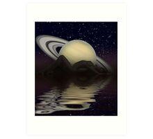 Genesis II Art Print