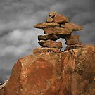 Inukshuk by Holly Cawfield