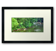 River Ericht Framed Print