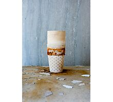 dixie cups Photographic Print