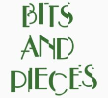 Bits and Pieces by Paul Rees-Jones