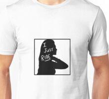 Lana Del Rey silhouette  Unisex T-Shirt