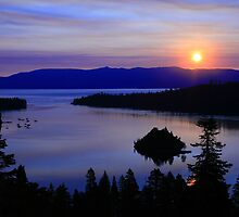 Emerald Bay by NewDawnPhoto