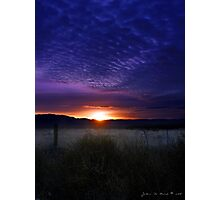 The Enchanted Sky Photographic Print