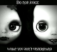 Do not Judge by LGHewson