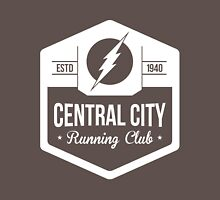 Central City Running Club White Unisex T-Shirt