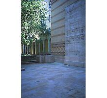 Beside the Great Synagogue, Budapest, Hungary Photographic Print