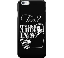 tea time with jane iPhone Case/Skin