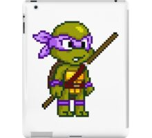Donatello Does Machines iPad Case/Skin