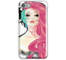 Two-tone Hair iPhone Case/Skin