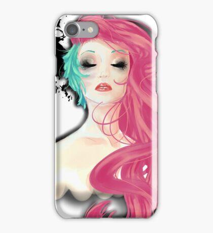 Two-tone Hair iPhone Case/Skin