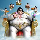 Elvis Lives Forever by johnnyz