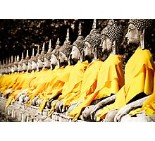 Buddhist Purity Photographic Print