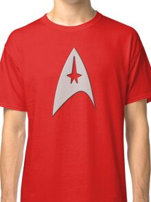 Star Trek Badge Classic T-Shirt