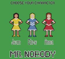 Choose Your Character! by SliceOfBrain