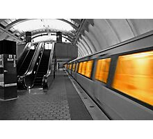 Bethesda Station Photographic Print