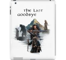 The Last Goodbye iPad Case/Skin
