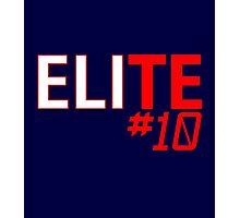 Eli Manning Elite #10 - Giants Photographic Print