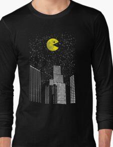 Pac-World Long Sleeve T-Shirt