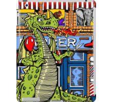 Dragon Barber iPad Case/Skin