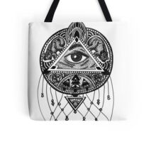 Third Eye Tote Bag