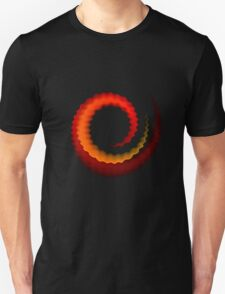 Rippled Swirl T-Shirt