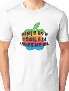 bringing an aura of creativity... Unisex T-Shirt
