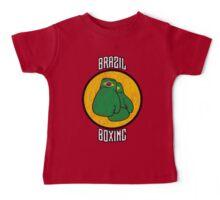Brazil Boxing Baby Tee