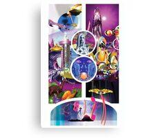 futur 3 Canvas Print