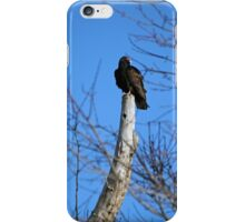 Everybody knows a turkey iPhone Case/Skin